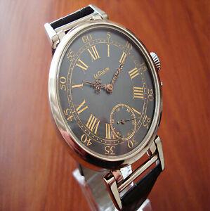 LeCoultre Marriage Elegant Luxury watch Swiss Antique Big pocket watch movement