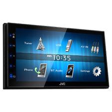 JVC 2-din USB/Bluetooth Auto radioset per VW Polo 4 (9n/9n3) + PASSAT b5 (B/BG)