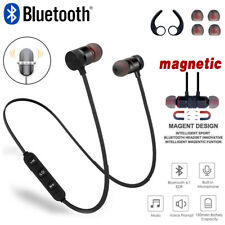 Wireless Bluetooth Sport Headphones Earphones Headset for iPhone Samsung Apple
