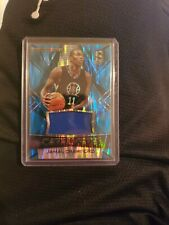 2016-17 Spectra Basketball Jamal Crawford Catalysts Patch /72