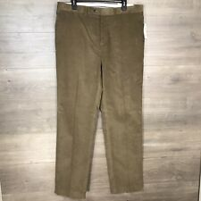 New Mens Lauren Ralph Lauren RLR Classic Fit Navy Windowpane Dress Pants 33 x 32