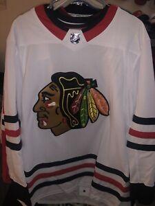 Chicago Blackhawks adidas away jersey