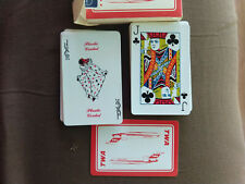 TWA Trans World Airlines playing cards Unsealed