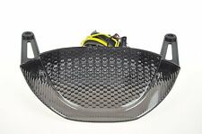 Sequential Led Tail Light Smoke Lens  Int. Turn Signal Honda  2009-2012 CBR600RR