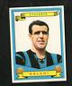 Fig. Calciatori Folgor Calcio Fol-Bo 1964-65! N.65 Bolchi! Atalanta! Nuova!!