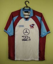 Scunthorpe United jersey shirt 2001/2003 Home official TFG soccer football s. M