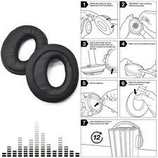 2x Replacement Earpads Cushion Cover Pillow Headphone For Sony MDR-RF925R RF970R