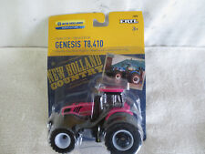 ERTL 1/64 SCALE NEW HOLLAND GENESIS T8.410 4WD DUALS PINK FARM TOY TRACTOR