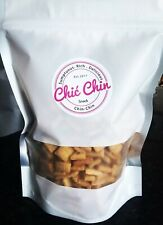 2x Packs Delicious Tasty Nigerian African Chin-Chin 500g Each - Snack