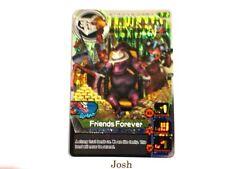 Animal Kaiser Original Evolution Evo Version Ver 6 Card (S126E: Friends Forever)