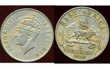 AFRIQUE de L'EST  1 shilling 1948  ( british colony )    ANM