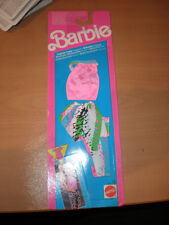VINTAGE BARBIE 1991 FASHION FINDS MOC DRESS CLOTHES # 2981