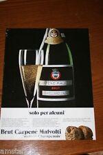 BB20=1972=CARPENE MALVOLTI BRUT CONEGLIANO=PUBBLICITA'=ADVERTISING=WERBUNG=