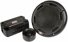 MTX THUNDER51 5.25 inch 2 Way 90W RMS 4 Ohm Component Speakers free shipping
