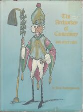 The Archjockey of Canterbury and Other Tales by Kent Hollingsworth (HB, DJ)