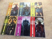 GRIFFIIN 6 OF 6   LOT OF 6 TPB NM 1991 DC