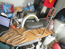 1978 Sachs Flying Dutchman Moped Front Forks Swingarm Fender Seat Etc Parts Lot