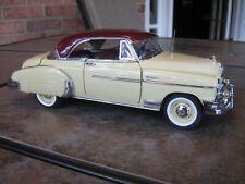 New Listing1950 Chevrolet Bel Air Hardtop Franklin Mint 1:24
