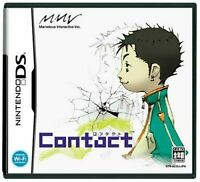 USED Nintendo DS Contact