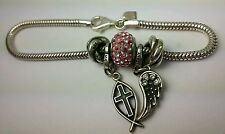 Kay's MA CHARM bracelet and charms combo 925