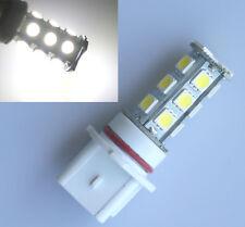 2x P13W 5050 SMD 18 LED White Fog Driving DRL Light Lamp Bulbs 12V DC