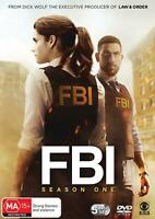 FBI : Season 1 - DVD Region 4 Free Shipping!