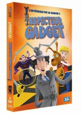 INSPECTEUR GADGET Lintgrale de la saison 1 COFFRET 4 DVD  DVD NEUF