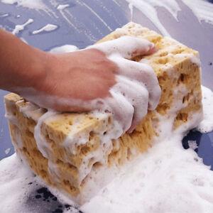 Auto Car Wash Sponge Large Foam Honeycomb Cleaning Washing Brush BG