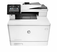 Hp color LaserJet MFP M477fnw Printer (16u) #3322