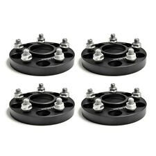 "Hub Centric Wheel Spacers for Tesla Model 3 5x114.3 5x4.5"" (2x 15mm +2x 20mm)"