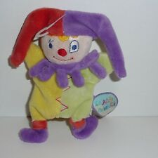 Doudou Clown Doudou et Compagnie - Le jardin Merveilleux