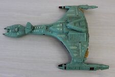 Star Trek Klingon Attack Cruiser 1993 Playmates Lights & Sound
