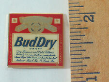 Bud Dry Draft Beer Pin  , (**)