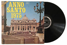 ANNO SANTO 1975 Lp 1974 Jooker Saar Productions SM 3629 POPE PAUL VI Holy Year