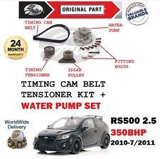 Pour Ford Focus RS500 350 Bhp 2010-2011 Tendeur Courroie Distribution Eau &