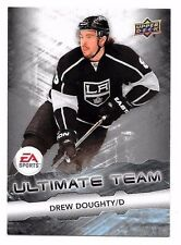 2011-12 Upper Deck EA Ultimate Team Drew Doughty