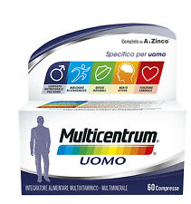 Multicentrum Uomo Integratore alimentare - 60 Compresse