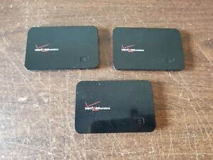 Verizon Wireless Novatel MiFi 2200 Wi-Fi 3G Mobile Hotspot Lot of 3 No Battery