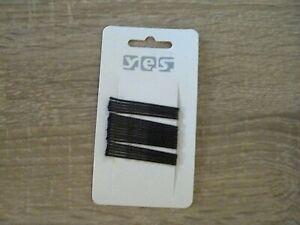 20x Haarnadel, Haarspange, schwarz, Mädchen / Damen, von YES  NEU ( 5044 )