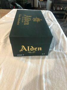 Alden Bluchers 9D Brown Chromexcel 29364 F