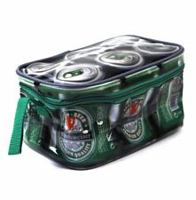 Toiletry Wash Travel Bag - Mens Novelty Beer Can Six Pack Xmas Stocking Filler