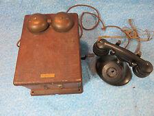 Western Electric 300L Crank Telephone - 5 Bar Generator