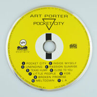 Pocket City by Art Porter (CD, May-1992, Verve) DISC ONLY