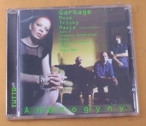 TUTTOANDROGINY - ITALY 2001 - OTTIMO CD [AA-019]