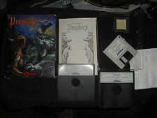 Prophecy Fall of Trinadon Activision IBM PC Tandy computer game