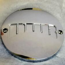 CENTER CAP FOR DUB TRUMP SPINNERS FLOATERS CHROME MHT WHEELS 22 AND UP