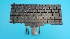 Tastatur DE Dell Latitude E5450 E7450 E5470 E7470 04JPX1 Deutsch Backlit