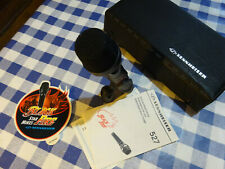 Sennheiser BlackFire BF527. Vintage Dynamic Vocal Microphone.