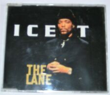 ICE T. THE LANE.DELETED CD SINGLE.