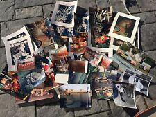 Lot of 60 Roseland Amusement Park Carousel Photos & Canandaigua Lake Area NY